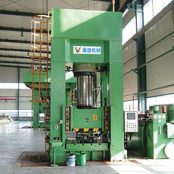 SD series cold and hot hot forging hydraulic press