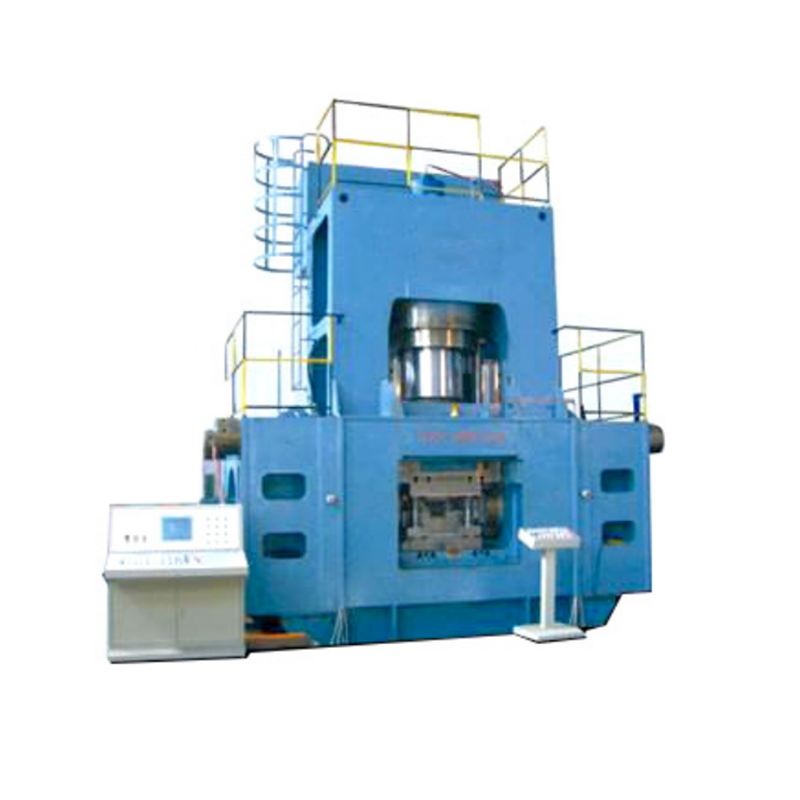 Multi-directional die forging hydraulic press